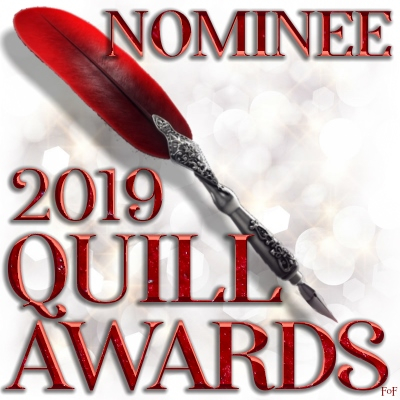 Signature for nominees of the 2019 Quill Awards