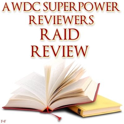 WDC SuperPower Reviewers Raid Sig #1