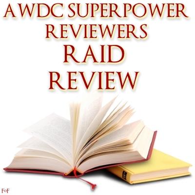 WDC SuperPower Reviewers Raid Sig #1