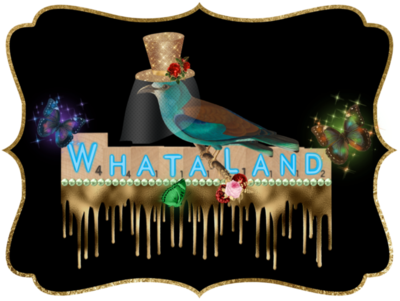 Header Graphic I Made for WhataLand and a Trinket