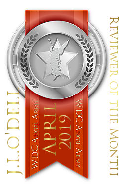 Angel Army Review Award for 04/2019