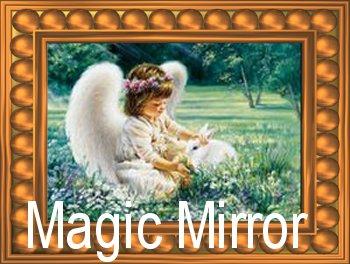 magic mirror header