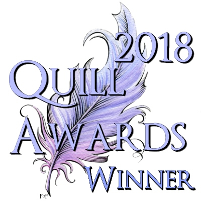 Signature for winners in the 2018 Quill Awards