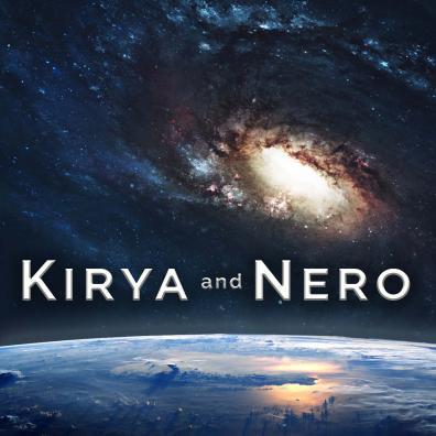 """Cover art for """"Kirya and Nero"""""""
