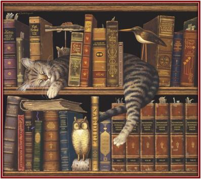 Image - Frederick the Literate by Charles Wysocki