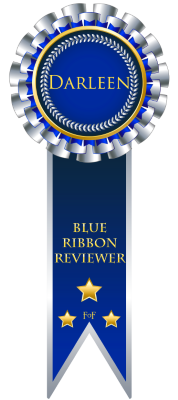 Rising Stars Blue Ribbon Reviewers Ribbon