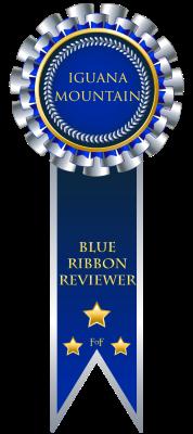 Blue Ribbon Reviewer's Group award