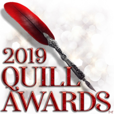 Header image for 2019 Quill Awards