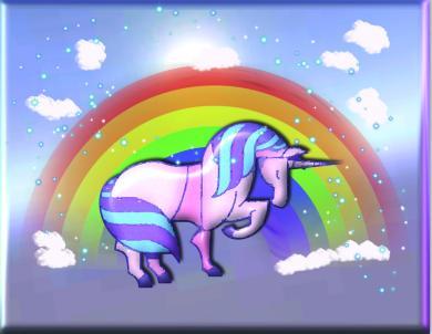 Unicorn image from Bob Baker