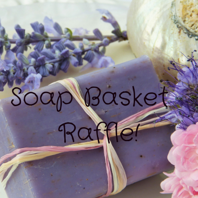 Image for my soap raffle.