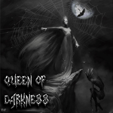 Queen of Darkness Signature gifted by Roland