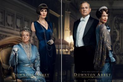 My Downton Abbey Favorites