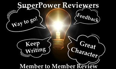 shared member to member reviewing image