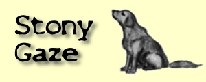dog art and title for my story