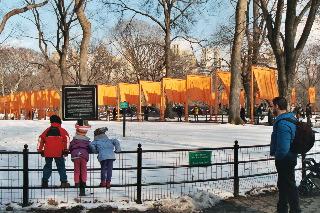 Public Art Exhibition, NYC