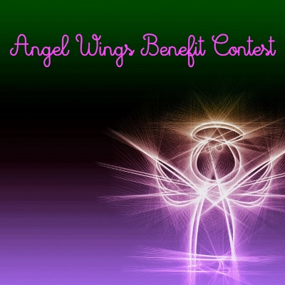 Angel Wings Benefit Contest Logo