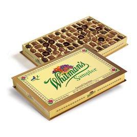 a box of whitman's chocolates