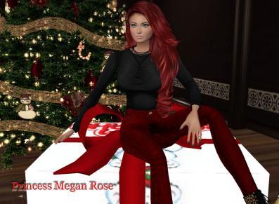 Megan by Christmas Tree Sig.