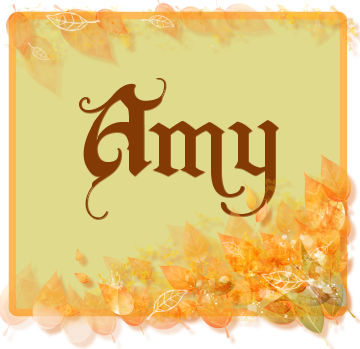 A sig with lacy leaves in autumn colors.