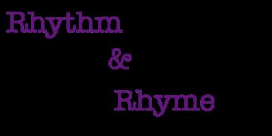 The Header for the Rhythm & Rhyme Poetry/Lyric Challenge