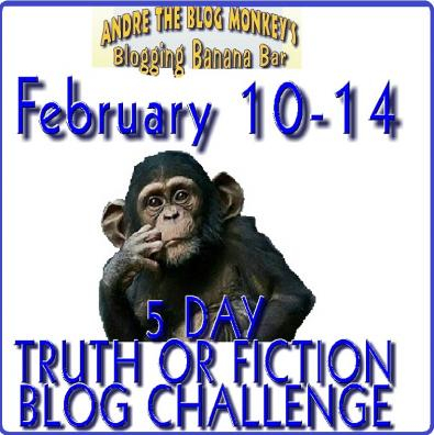5 Day Truth or Fiction Blogging