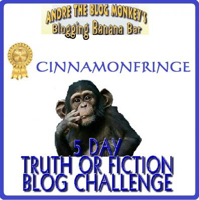 5 Day Truth or Fiction Blog Challenge Prizes