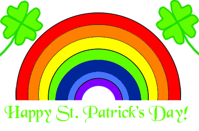 A St. Patrick's Day C-note