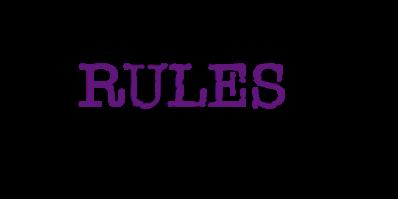 Rhythm & Rhyme: Rules Image