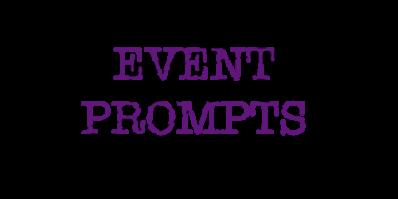 Rhythm & Rhyme: Event Prompts Image