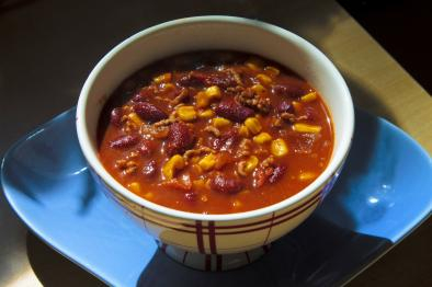 Chilli con Carne image for World Master Chef contest