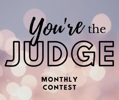 Image for my contest, You're the Judge