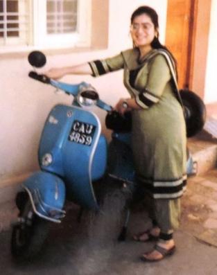 Pic taken around 1990