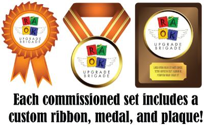 Custom Awardicon Examples