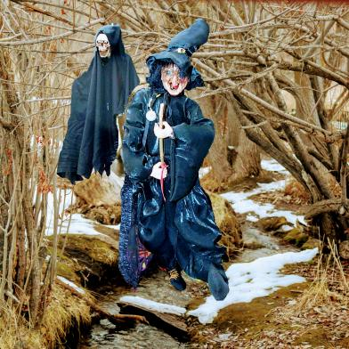 Witches, Warlocks and things that go bump in the night