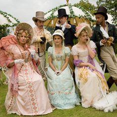 Austenland Janeites Picture