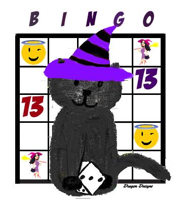 Image for Angel-Witch Bingo