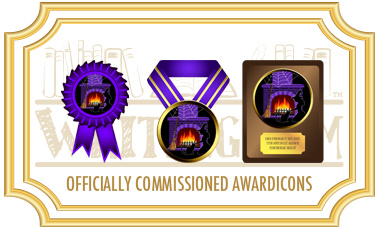 My commissioned awardicons