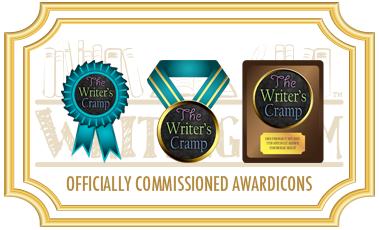 Awardicons for the Writer's Cramp
