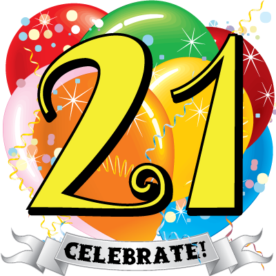 We're celebrating our 20th birthday! Stop in to see what's going on!