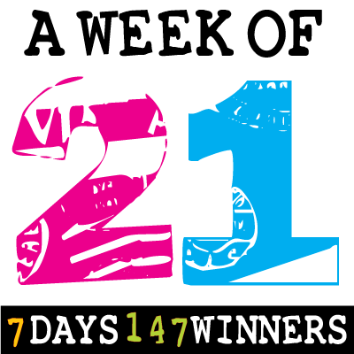 Writing.Com will award 20 reviewers per day during our 7-day birthday celebration!