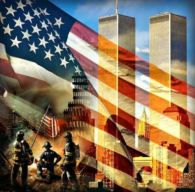 LAFD image to remember 9-11