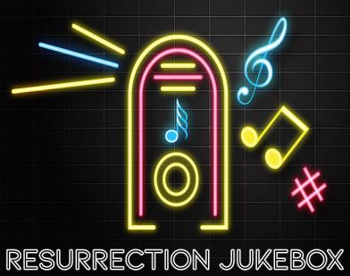 Resurrection Jukebox Logo