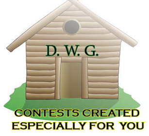 dwg contest cabin logo