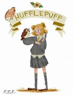 Hufflepuff Girl Image