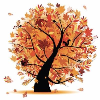 Seasonal poetry about change