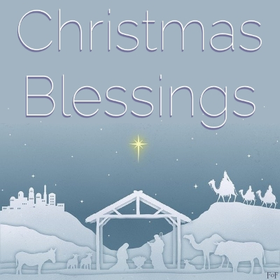 Christmas Blessings C-Note