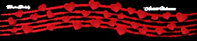 Valentine Musical Banner Upper image.