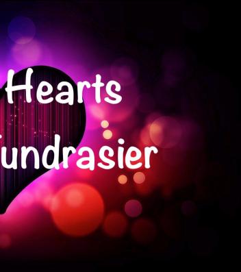 For the fundraiser