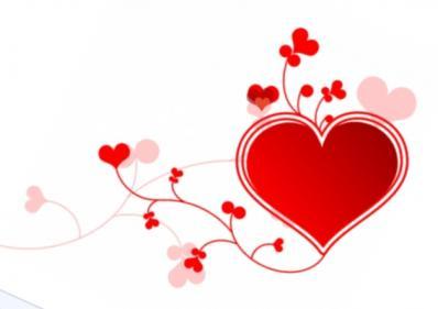 My Secret Valentine Left Corner image.