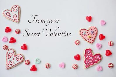 From your Secret Valentine Signature.